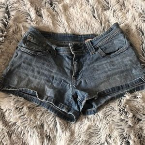 BONGO Shorts - Denim shorts size 5